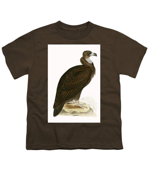Cinereous Vulture Youth T-Shirt by English School