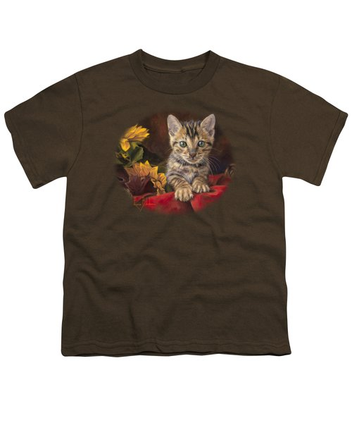 Darling Youth T-Shirt by Lucie Bilodeau