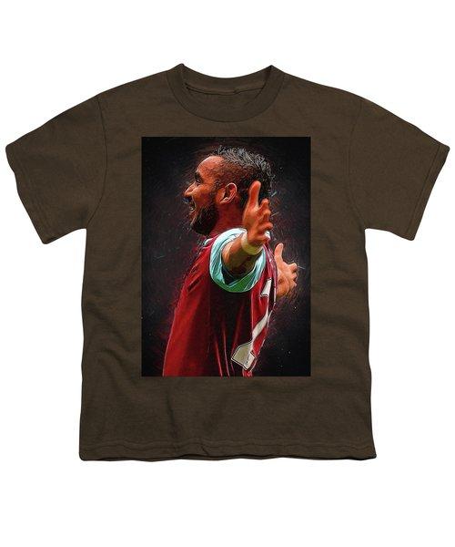 Dimitri Payet Youth T-Shirt by Semih Yurdabak