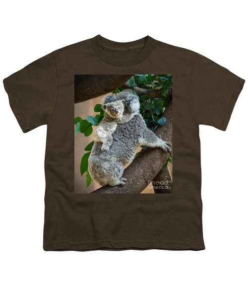 Hanging On Youth T-Shirt by Jamie Pham