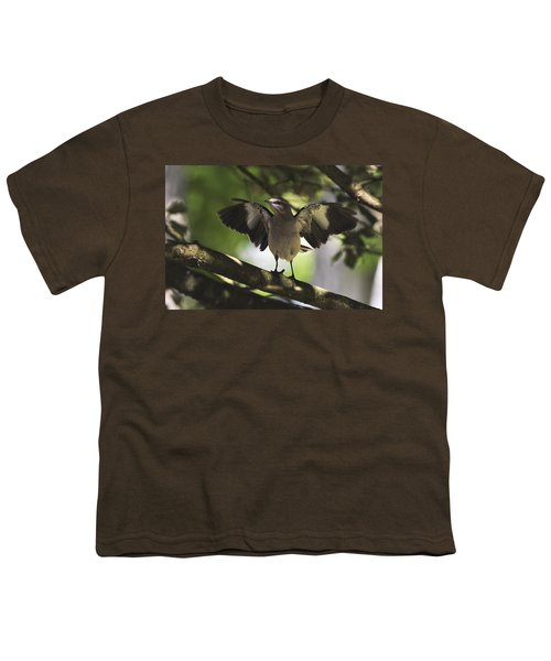 Mockingbird  Youth T-Shirt by Terry DeLuco