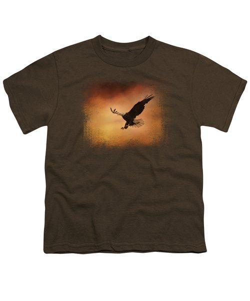 No Fear Youth T-Shirt by Jai Johnson