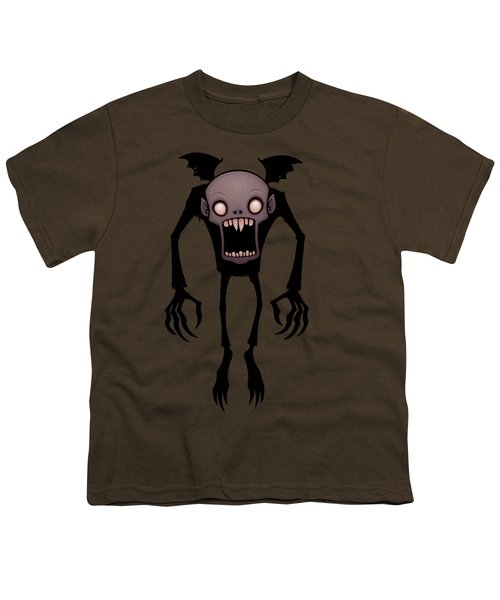 Nosferatu Youth T-Shirt by John Schwegel