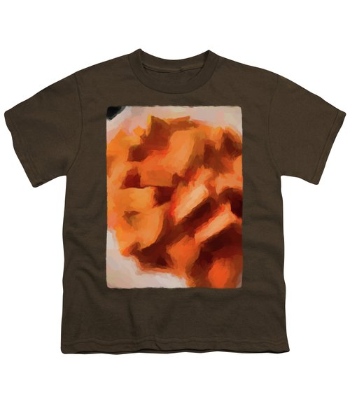 Sweet Potato Youth T-Shirt by Jackie VanO