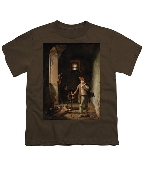 The Little Savoyards Youth T-Shirt by Claude
