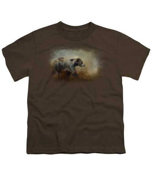 The Long Walk Home Youth T-Shirt by Jai Johnson
