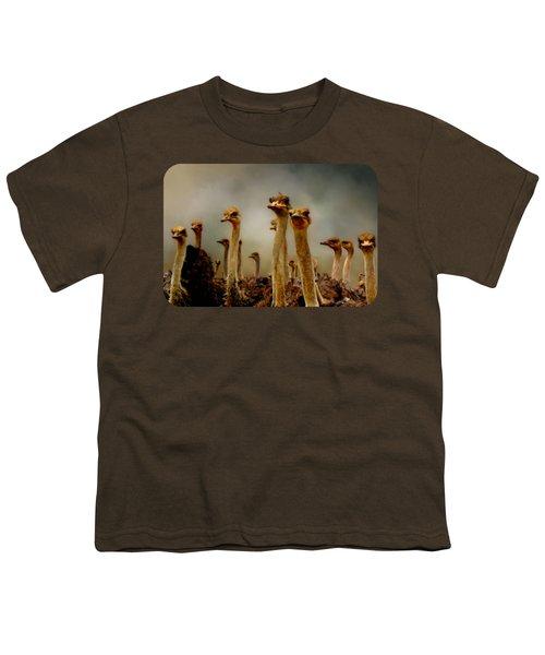 The Savannah Gang Youth T-Shirt by Linda Koelbel
