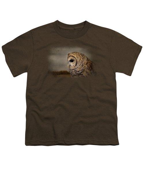 The Surveyor Youth T-Shirt by Jai Johnson