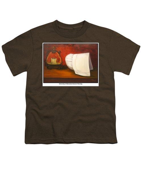 University Of Minnesota School Of Nursing Youth T-Shirt by Marlyn Boyd