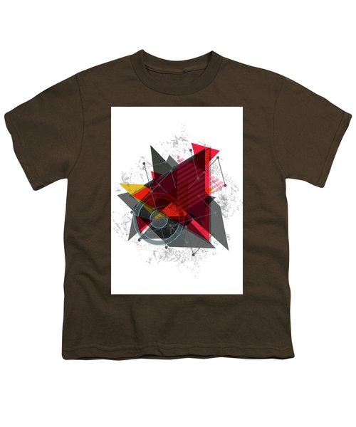 Why Me Youth T-Shirt by Don Kuing