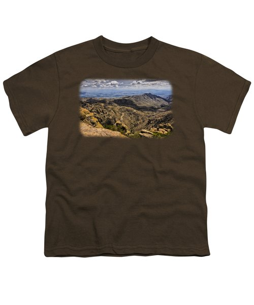 Windy Point No.1 Youth T-Shirt by Mark Myhaver
