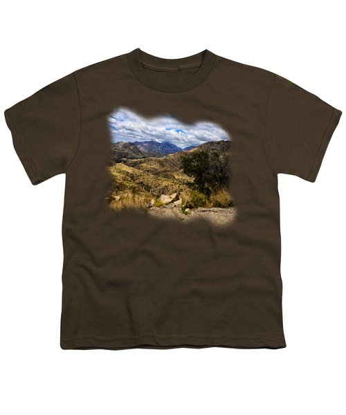Windy Point No.15 Youth T-Shirt by Mark Myhaver
