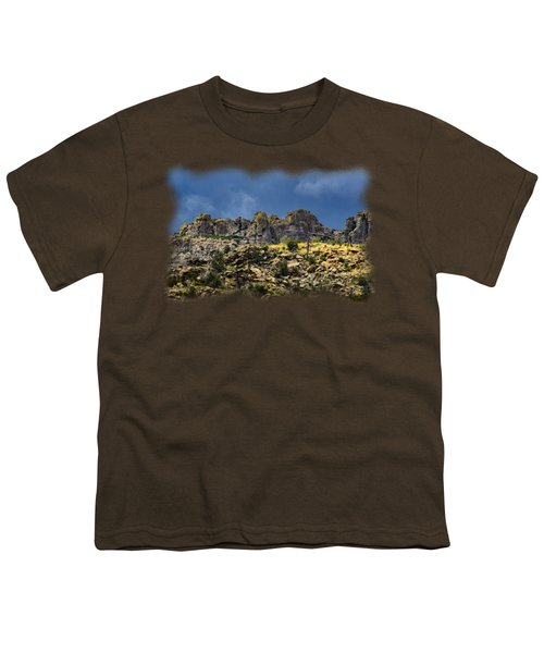 Windy Point No.7 Youth T-Shirt by Mark Myhaver