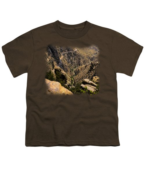 Windy Point No.9 Youth T-Shirt by Mark Myhaver