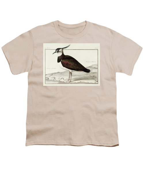 A Lapwing Youth T-Shirt by Nicolas Robert
