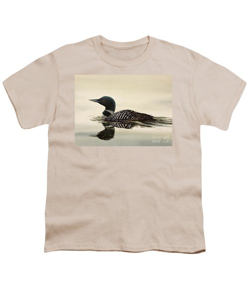 Loveliest Of Nature Youth T-Shirt by James Williamson