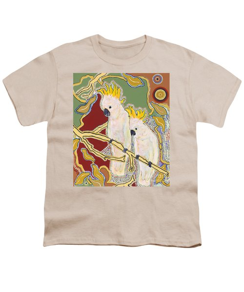Sanctuary Youth T-Shirt by Pat Saunders-White