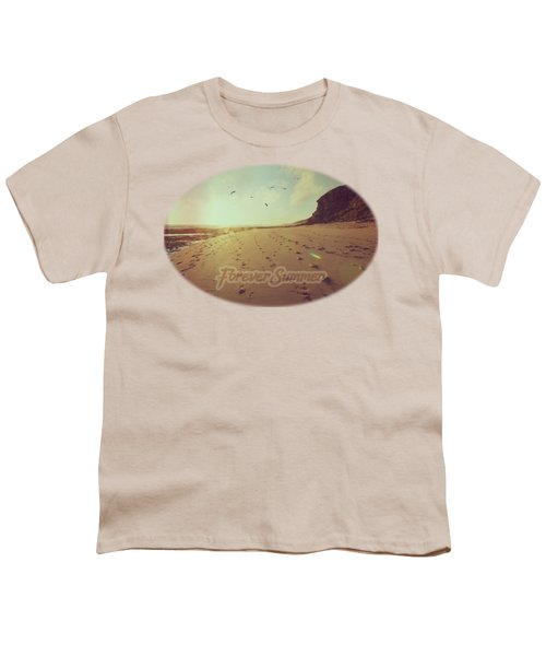 Forever Summer 9 Youth T-Shirt by Linda Lees