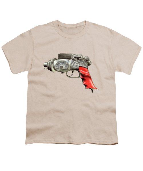 Atomic Disintegrator Youth T-Shirt by YoPedro