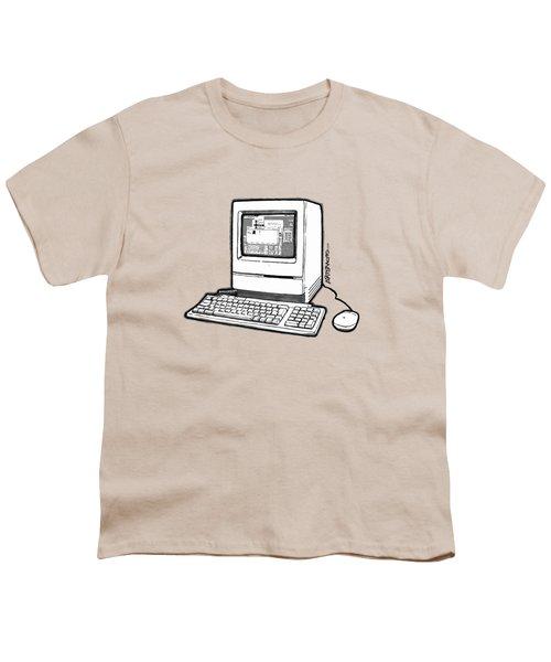 Classic Fruit Box Youth T-Shirt by Monkey Crisis On Mars