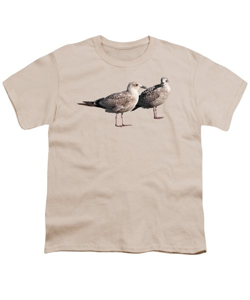 Do You Come Here Often Youth T-Shirt by Gill Billington