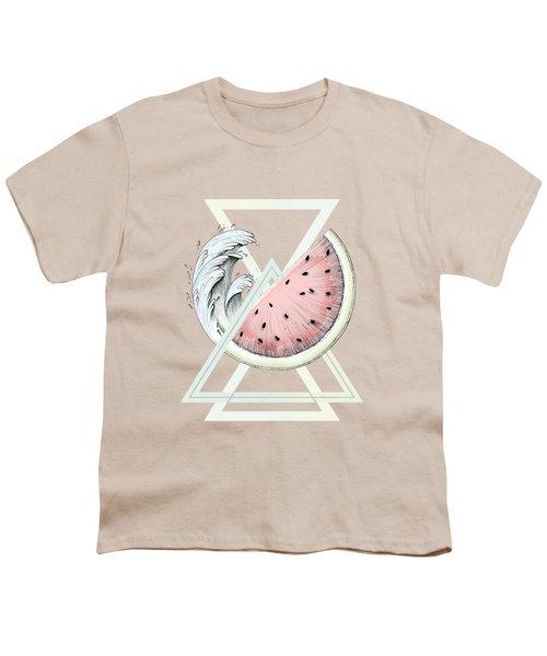Fresh Youth T-Shirt by Barlena