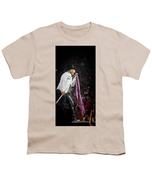 Joe Elliot Youth T-Shirt by Luisa Gatti