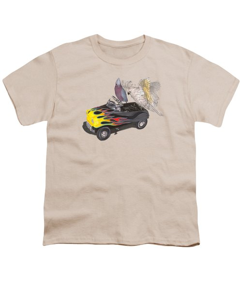 Julies Kids Youth T-Shirt by Jack Pumphrey