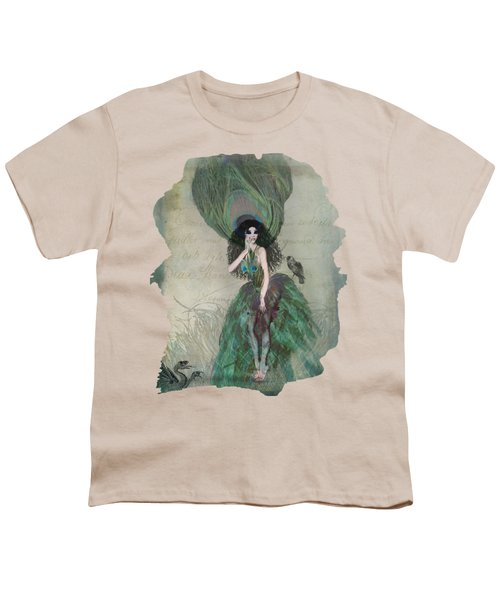 Mysterieuse Youth T-Shirt by Terry Fleckney