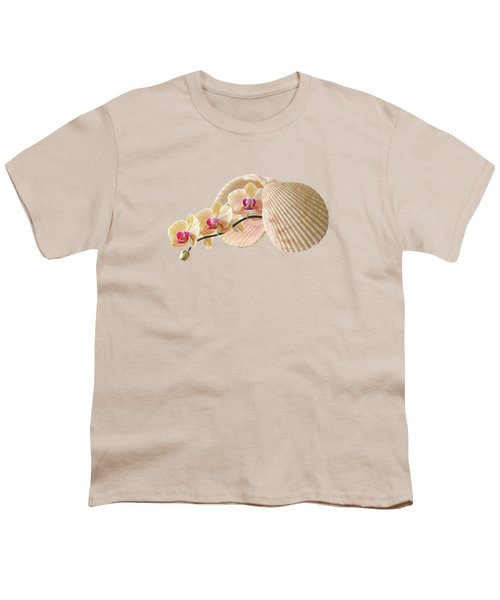 Nature's Golden Gems Youth T-Shirt by Gill Billington