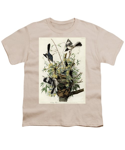 Northern Mockingbird Youth T-Shirt by Granger