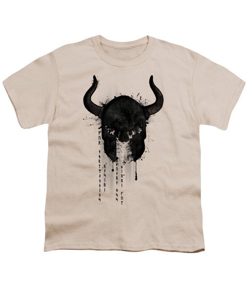 Northmen Youth T-Shirt by Nicklas Gustafsson
