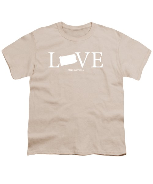 Pa Love Youth T-Shirt by Nancy Ingersoll