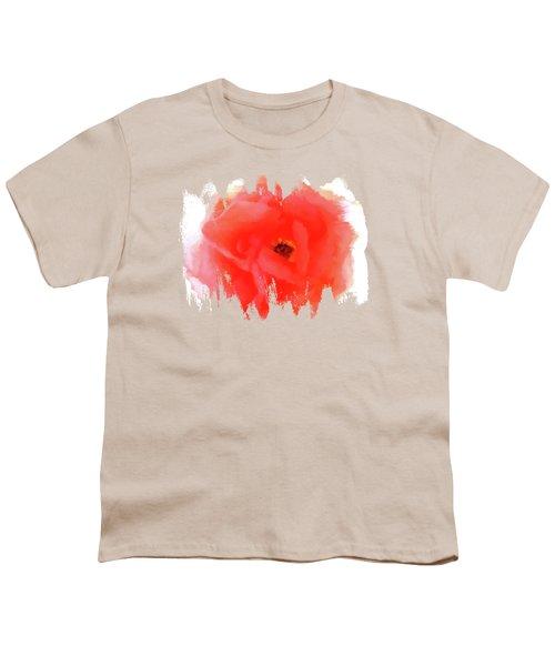 Peachy Keen Youth T-Shirt by Anita Faye
