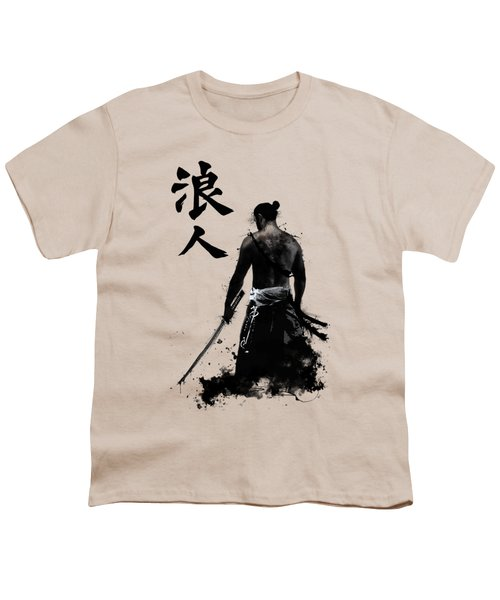 Ronin Youth T-Shirt by Nicklas Gustafsson