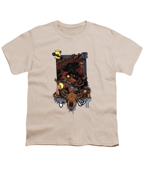 Shmignola Youth T-Shirt by Vicki Von Doom
