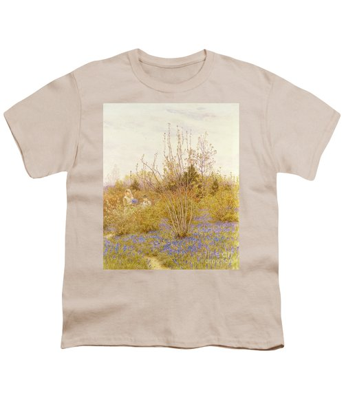 The Cuckoo Youth T-Shirt by Helen Allingham