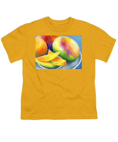 Last Mango In Paris Youth T-Shirt by Stephen Anderson