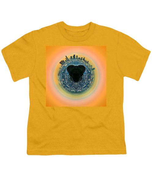 Love La Youth T-Shirt by Az Jackson