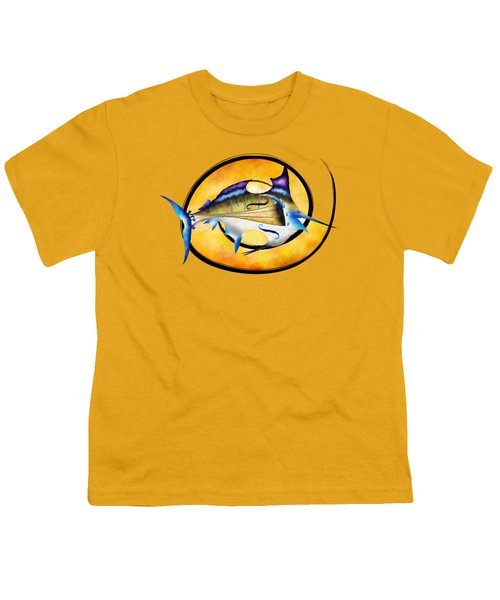 Marlinissos V1 - Violinfish Youth T-Shirt by Cersatti