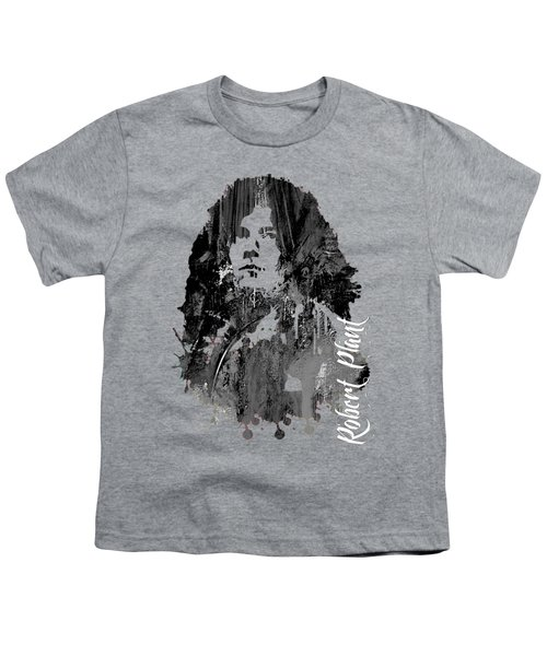 Robert Plant Collection Youth T-Shirt by Marvin Blaine