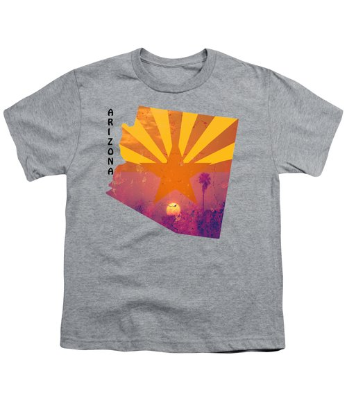 Arizona Youth T-Shirt by Beverly Guilliams