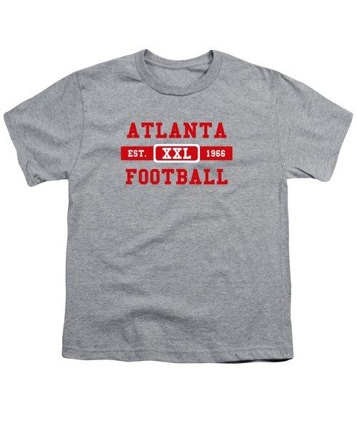 Atlanta Falcons Retro Shirt 2 Youth T-Shirt by Joe Hamilton