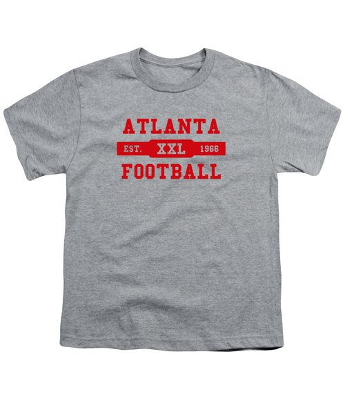 Falcons Retro Shirt Youth T-Shirt by Joe Hamilton