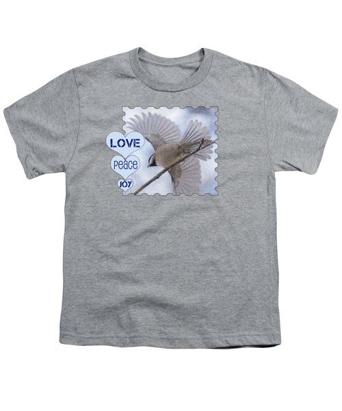 Flight Youth T-Shirt by Karen Beasley