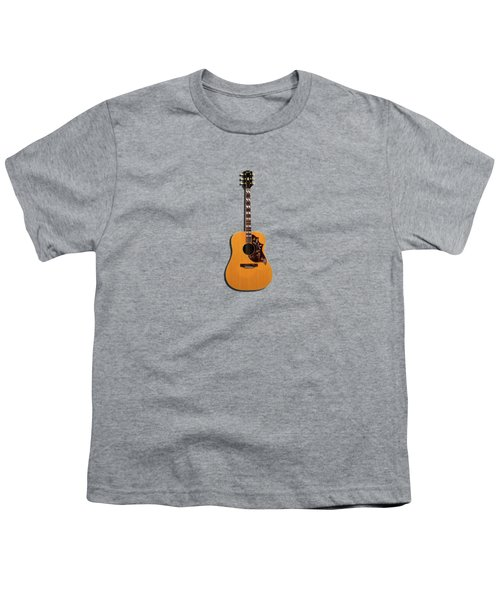 Gibson Hummingbird 1968 Youth T-Shirt by Mark Rogan