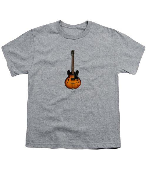 Gibson Semi Hollow Es330 Youth T-Shirt by Mark Rogan