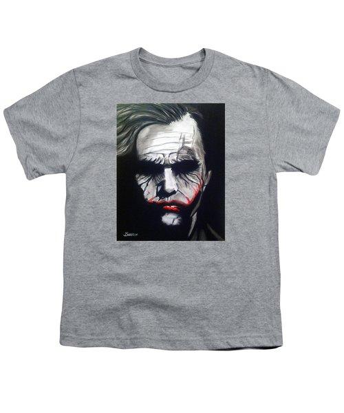 Joker Youth T-Shirt by John Svedese