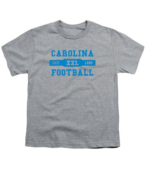 Panthers Retro Shirt Youth T-Shirt by Joe Hamilton