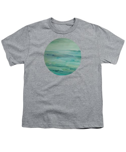 Sea Glass Youth T-Shirt by Mary Wolf